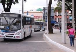 Linhas de ônibus passam por mudanças em João Pessoa a partir desta segunda-feira
