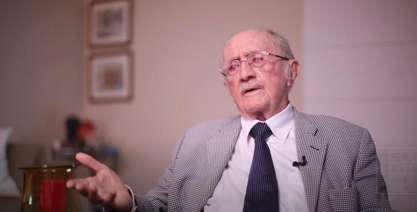 paulo bonavides - Morre aos 95 anos o jurista paraibano Paulo Bonavides