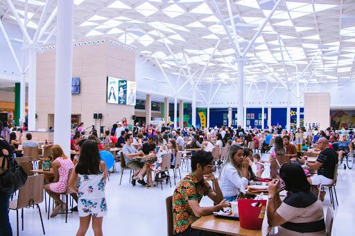 praça - Praças de alimentação dos Shoppings de João Pessoa já podem funcionar até meia-noite