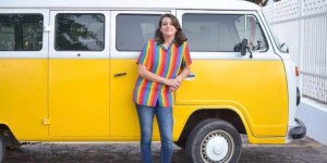 priscilla gomes kombi 300x150 - Candidata a vereadora de João Pessoa tem Kombi roubada e faz apelo para recuperar veículo