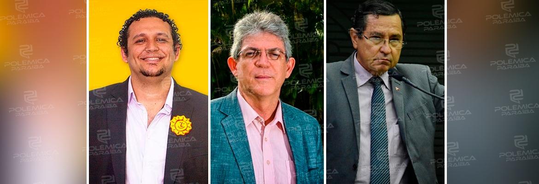 psol pt psb - Desistência de Pablo Honorato fará novos movimentos no xadrez político em João Pessoa; qual o rumo do PSOL?!
