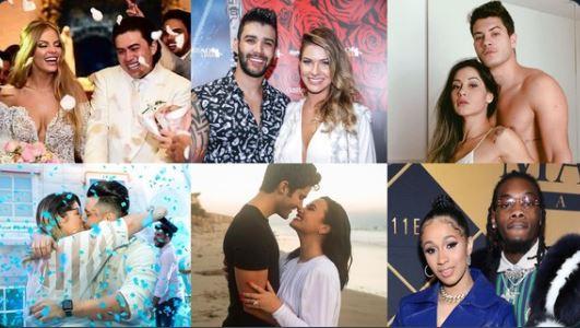 quarent - NA MÍDIA: confira os casais famosos que se separaram na quarentena