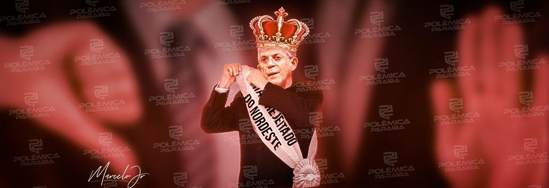 rejeição ricardo - NO NORDESTE: Ricardo Coutinho é o candidato a prefeito de capital com maior índice de rejeição - VEJA RANKING