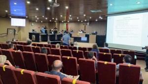 reuniao tre guia 300x170 - TRE-PB define emissoras responsáveis pelo Guia Eleitoral no rádio e na TV