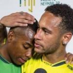 robinho neymar - Nova rixa no Santos: pai de Neymar e advogada de Robinho – por Jorge Nicola