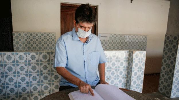 ruy carneiro reforco - Ruy Carneiro pretende implantar reforço em matemática e português para beneficiar mais de 7 mil alunos