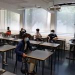 sala de aula covid - Ministério Público ingressa com ação para retomada das aulas presenciais nas escolas da Capital