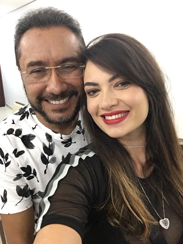 samuka 2 - 'Tempo para o verdadeiro amor chegou': conheça a morena que conquistou o coração do apresentador Samuka Duarte