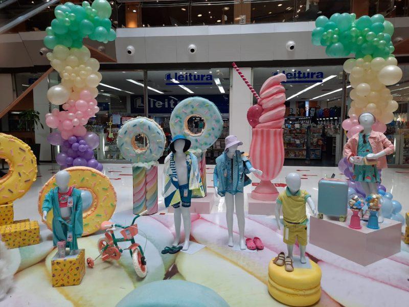 shopping 800x600 1 - DIA DAS CRIANÇAS: Manaíra e o Mangabeira Shopping montam cenários especiais que refletem o universo infantil