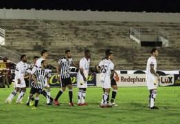 SÉRIE C: Treze x Botafogo fazem hoje Clássico Tradição em Campina Grande; TV aberta transmite