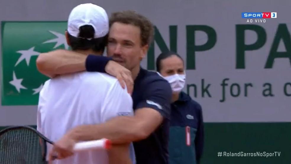 untitled - Bruno Soares vai à final de duplas em Roland Garros pela 1ª vez