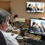 vacinas João - Em reunião com João, ministro diz que vacinação ocorrerá em janeiro: 'Isso tranquiliza'