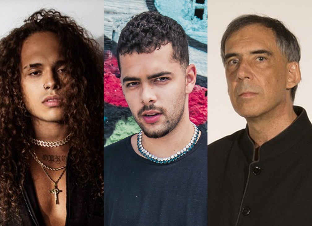 vitao pedrosampaio arnaldoantunes - Vitão, Pedro Sampaio, Arnaldo Antunes e mais shows para ver em casa
