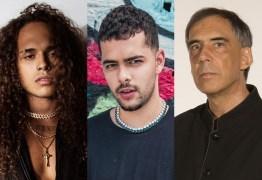 Vitão, Pedro Sampaio, Arnaldo Antunes e mais shows para ver em casa