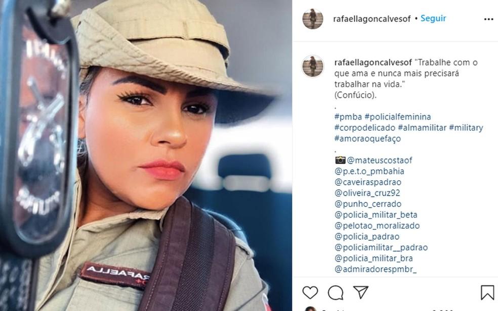 whatsapp image 2020 10 05 at 16.00.44 - FEMINICÍDIO: PM 'digital influencer' é morta pelo companheiro que se mata em seguida