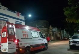 Homem cai de altura de quatro metros enquanto tentava pichar prédio, em Fortaleza