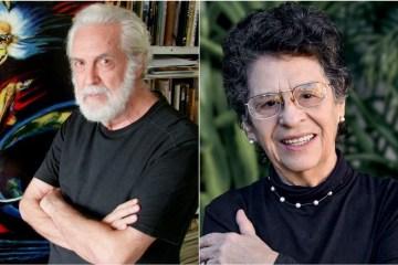 wj solha e maria valeria rezende - PRÊMIO JABUTI 2020: representando a Paraíba, W.J. Solha e Maria Valéria Rezende são finalistas na categoria Poesia