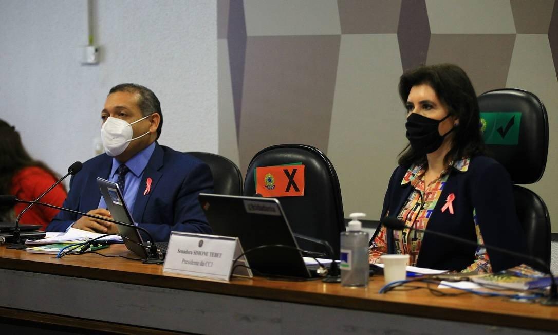 x90138209 BrasilBrasiliaPA21 10 2020SABATINA DE KASSIO MARQUES NO SENADOA Comissao d.jpg.pagespeed.ic .Cdva GyutP 1 - Comissão do Senado aprova indicação de Kassio Marques para vaga no STF