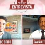 """1 Entrevista Damião - Damião Feliciano expõe ideias da comissão que investiga morte no Carrefour: """"Vamos dar sanções econômicas as empresas que cometerem crimes de racismo"""""""