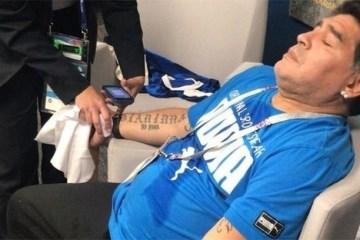 Saiba quais são os fatores de risco da parada cardiorrespiratória que vitimou Maradona