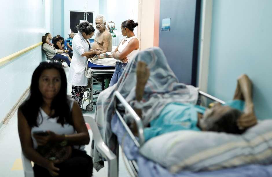 2020 10 28T181506Z 1 LYNXMPEG9R1O4 RTROPTP 4 BRAZIL ELECTION HEALTH - APAGÃO NO AMAPÁ: homem morre após revezar hemodiálise em hospital