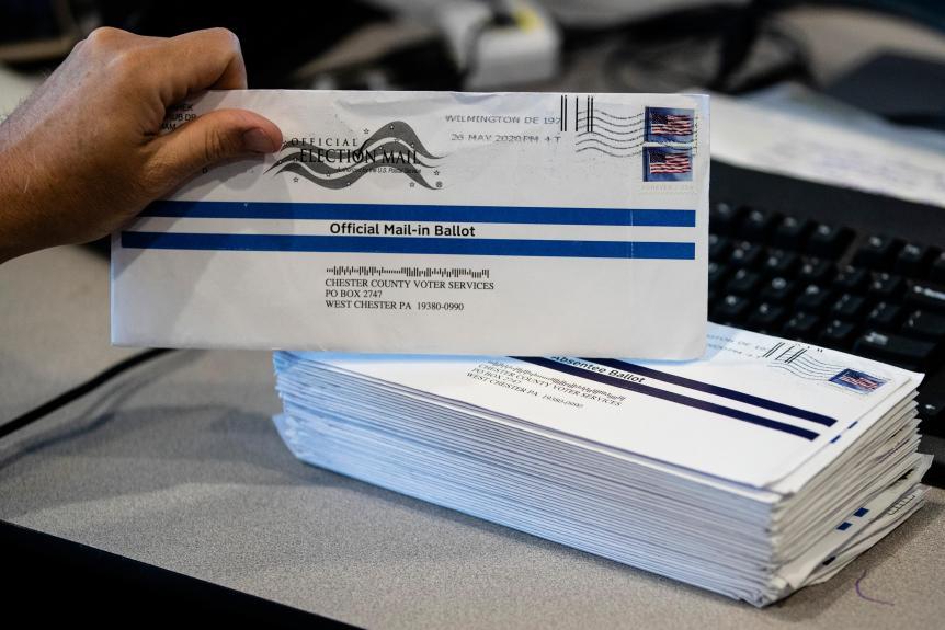 20201103095203h4dIjLYBs6 - Atraso nas eleições: contagem de votos nos EUA é feita por correios