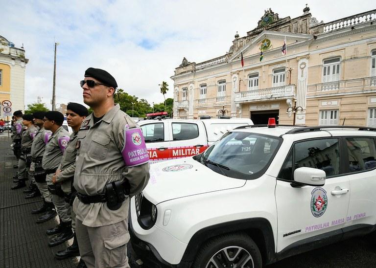 43e168d2 444d 4b65 88d7 95b9fa1bbe27 - Patrulha Maria da Penha será expandida para mais de 30 municípios da Paraíba