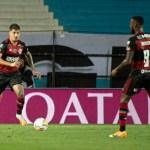 5fbfd1f0240fc - Conmebol denuncia Natan e Thuler, do Flamengo, por expulsões contra o Racing