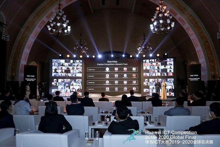 74c16e96 5f1a 4859 84f2 c0929f029b9b - Estudantes do IFPB são campeões mundiais da competição de tecnologia da Huawei