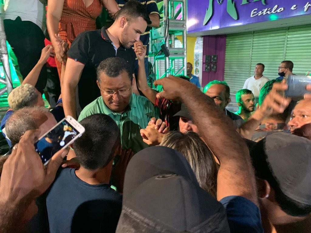 878f8bf1 0954 4930 b8fa 2affe9665c6c 1024x768 - Nilvan comemora com o povo nos bairros vitória para o segundo turno em João Pessoa
