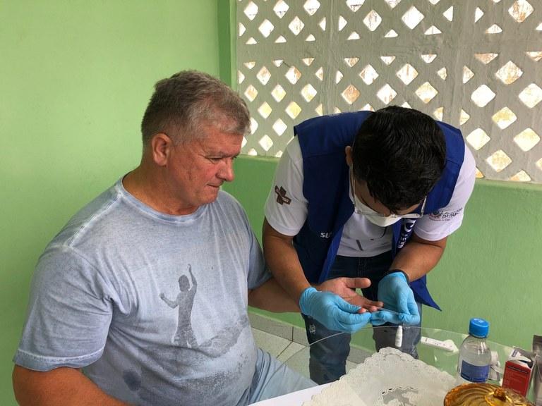 8e17eac1 76f3 4135 a867 aedd677bf55b - CENÁRIO DA PANDEMIA: secretaria de Saúde inicia inquérito sorológico em 130 cidades da Paraíba