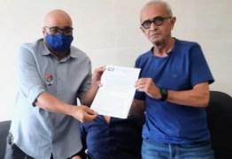 SINTEST-PB reafirma apoio a Cícero Lucena em prol da prevenção dos acidentes do trabalho e adoecimento ocupacional