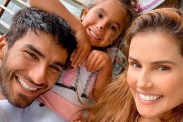 BB136FY4 - Filha de Deborah Secco, Maria Flor estreia em trama da TV Globo