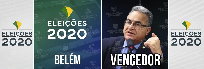Belém Edmilson Rodrigues - ELEIÇÕES 2020: Edmilson Rodrigues é eleito prefeito de Belém- PA