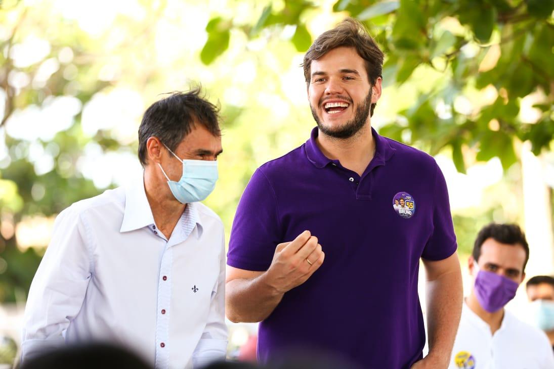 'CRITÉRIOS TÉCNICOS E POLÍTICOS': Bruno promete equipe com 'nomes novos' e integrantes da atual gestão em CG; OUÇA