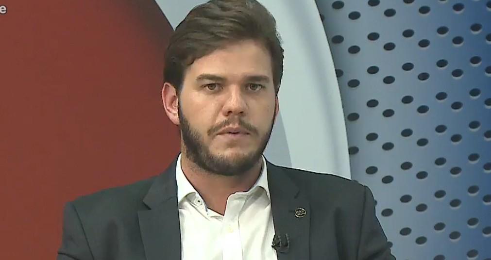 CG 1 - Bruno Cunha Lima fala sobre possibilidade de disputarcargo de governador do Estado