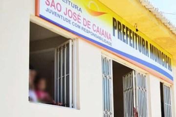 Sob pena de multa diária de R$10mil, liminar suspende nomeações feitas pelo prefeito de São José de Caiana