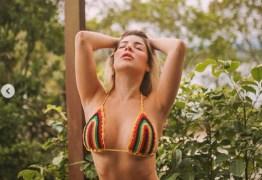 CHAMOU A ATENÇÃO: paraibana Gkay surpreende fãs aomostrar corpo sarado de biquíni