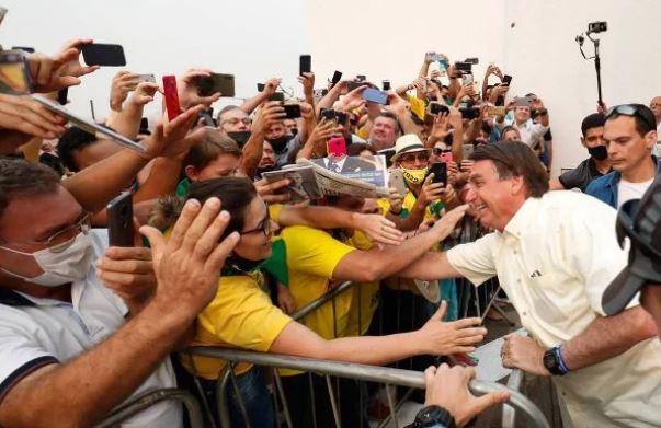 "Capturar 14 - Bolsonaro: ""Segunda onda é verdade ou é para destruir a economia de vez?"""