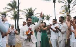 Homem decide casar consigo mesmo após término do noivado – VEJA VÍDEO