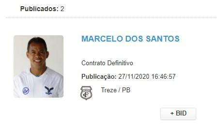 En2y6eWW8AAWJRE - Marcelinho Paraíba é regularizado e pode atuar contra o Vila Nova