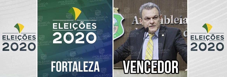 Fortaleza Sarto - Sarto Nogueira é eleito prefeito de Fortaleza