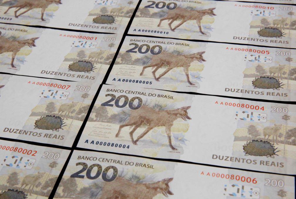 Foto 200 - Juiz nega pedido feito pela Defensoria que pedia proibição da produção e distribuição de notas de R$ 200