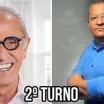 JP 2 turno Cícero e Nilvan 1 1 1 - Pesquisa Datavox para 2º turno em João Pessoa: Cícero tem 46,5% e Nilvan 35,4%