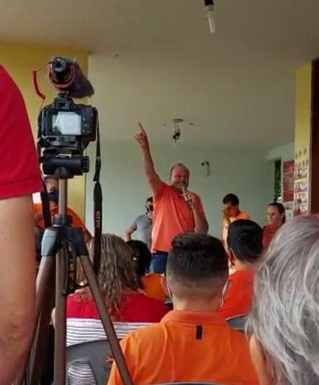Marquinhos Campos repudiou a forma leviana de atuação de seus adversários e1604497593319 - 'Eu não tenho preço, tenho caráter e compromisso com Cajazeiras' afirma Marquinhos Campos candidato a Prefeitura de Cajazeiras