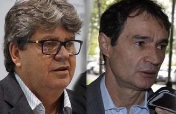 Romero e João Azevedo - DECISÃO NA ÍNTEGRA: Justiça derruba decreto de Romero Rodrigues que permitia funcionamento de bares em Campina Grande