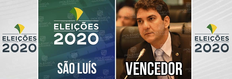 São Luís Eduardo Braide - ELIÇÕES 2020: Eduardo Braide é eleito o novo prefeito de São Luís- MA