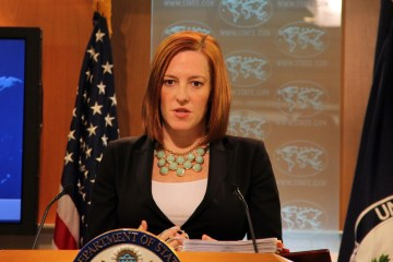 """SFIB7F4IKJHYVL45N6GPJ6FL6Q - """"DIVERSAS E EXPERIENTES"""": Biden anuncia primeira equipe feminina de comunicação para a Casa Branca"""