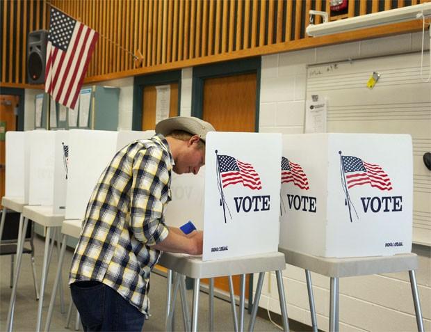 WhatsApp Image 2020 11 03 at 15.32.44 - ELEIÇÕES: com poucos eleitores, dois locais já encerraram votação nos EUA