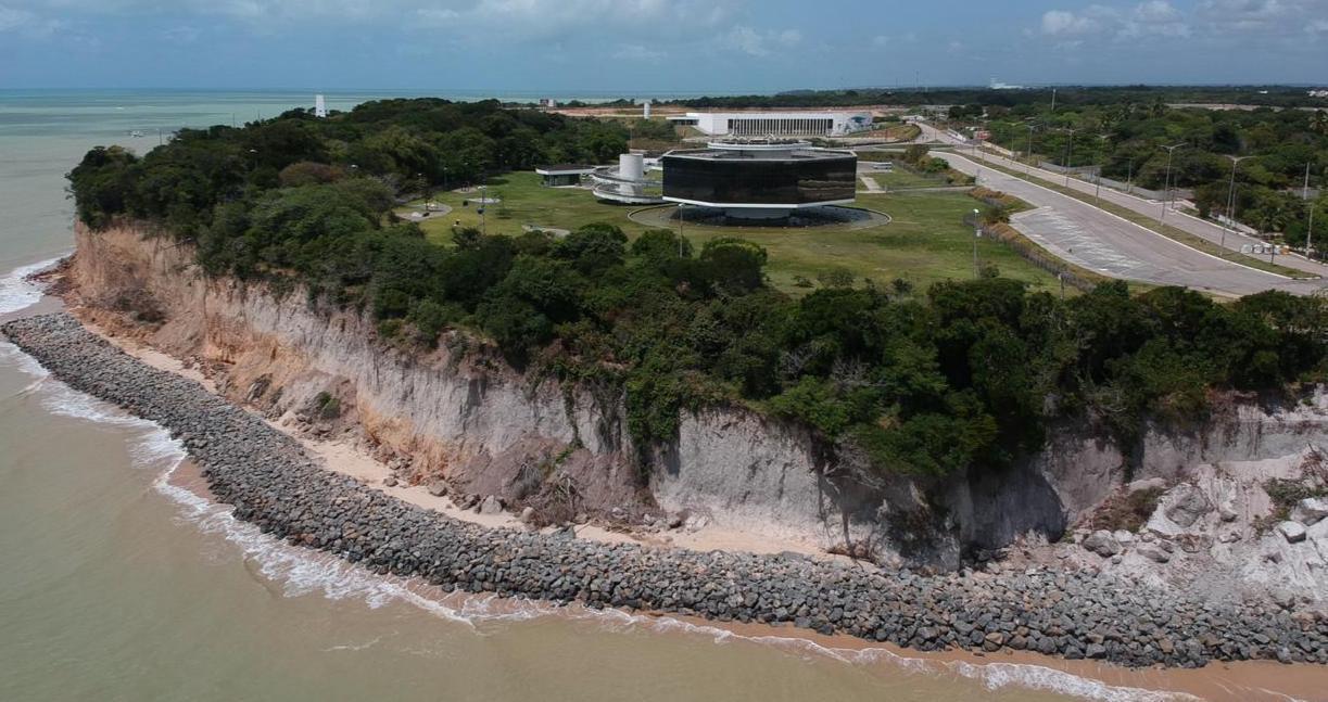 WhatsApp Image 2020 11 14 at 10.31.14 - Prefeitura de João Pessoa conclui fase da obra da Barreira do Cabo Branco